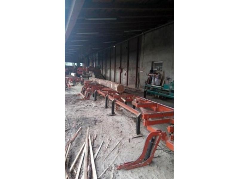 Trak belt Wood Mizer LT20 | Kennedy Machines