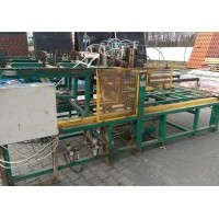 Vector - line for pallets, epal, euro 2004