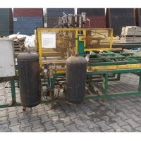 Vector - line for pallets, euro, epal 1999